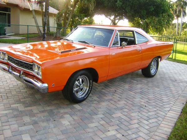1968 Plymouth Roadrunner for Sale - Buy American Muscle Car