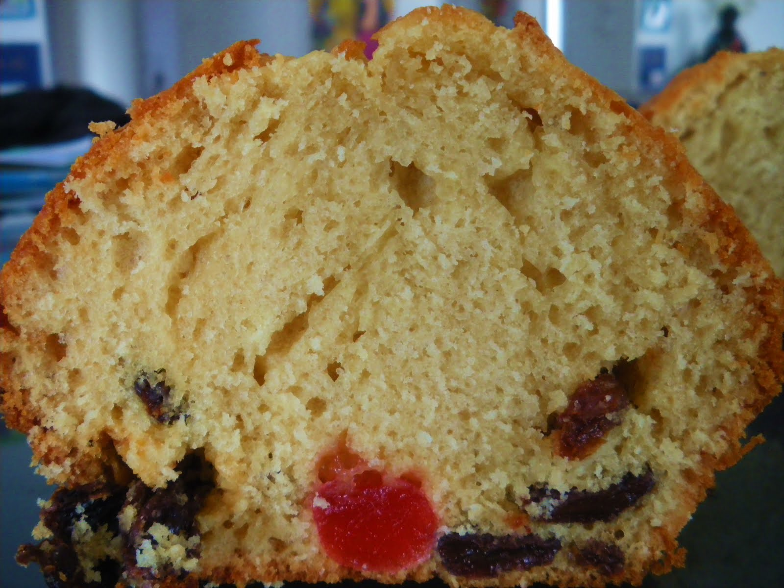 Marque Cake Fruits Confits