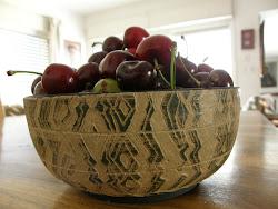 Cherries - Fruit of my Labor