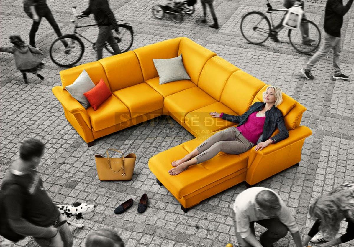 Sofa cao cấp 040