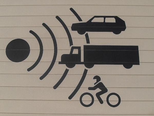 iconos radares velocidad circula seguro