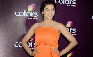 gauhar khan  at colors leadership awards 2015 10.jpg