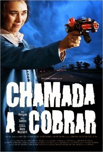 Download Chamada a Cobrar HDRip AVI + RMVB Nacional Baixar Filme 2014