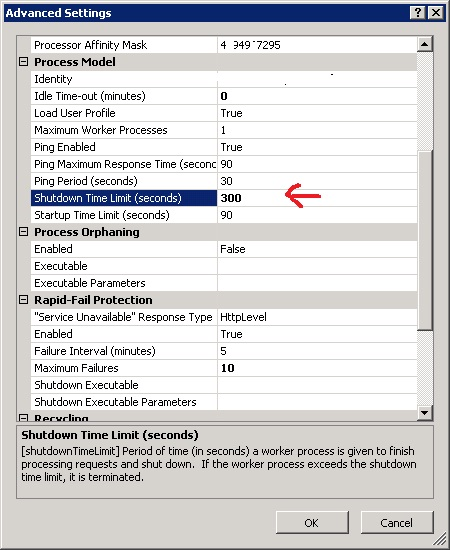 Advance Settings of Central Administration in SharePoint 2010