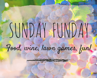 Sunday Fundays at Andis - Through Oct 9
