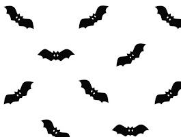 Printable Halloween Border Writing Paper