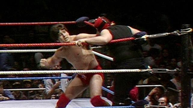 Tito Santana vs. The Executioner