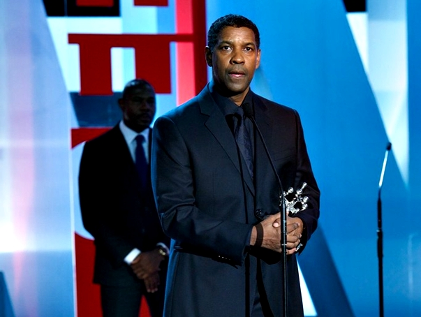 Denzel Washington, Premio Donostia