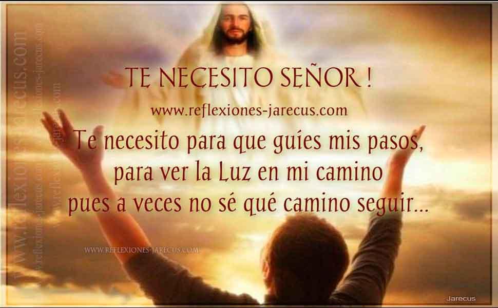 Oraciones, Oración a Dios nuestro señor,