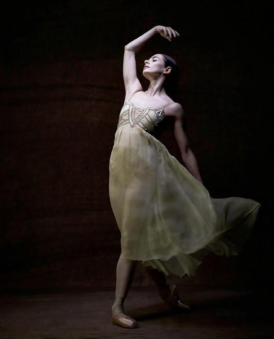 Allesandra Ferri. Bailarina