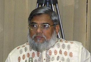 Jamaat-e-Islami leader Ali Ahsan Muhammad Mujahid
