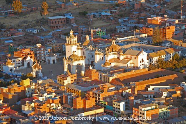 catedral copacabana bolivia