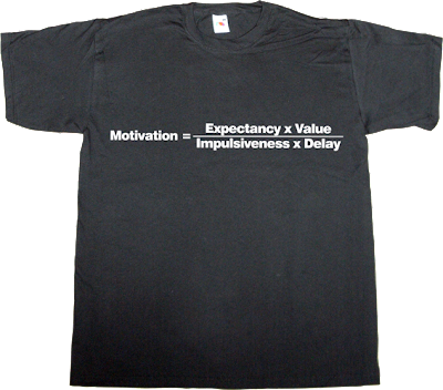 math procrastination helvetica t-shirt ephemeral-t-shirts