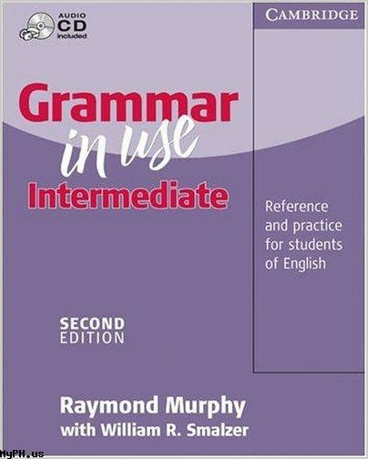 grammar in use intermediate incl answers 2nd edition by raymond murphy
