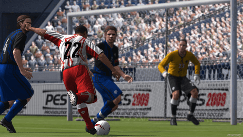Pro Evolution Soccer (PES) 2009 1