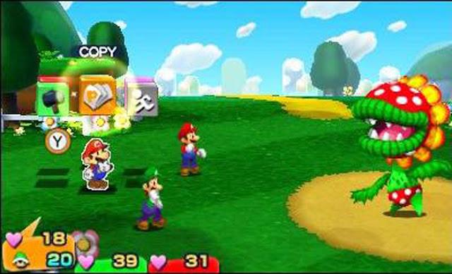 Mario and Luigi: Paper Jam é um dos lançamentos da semana