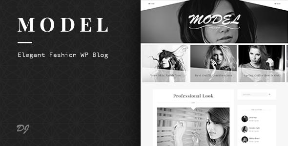 download Model | Elegant Fashion WP Blog Theme