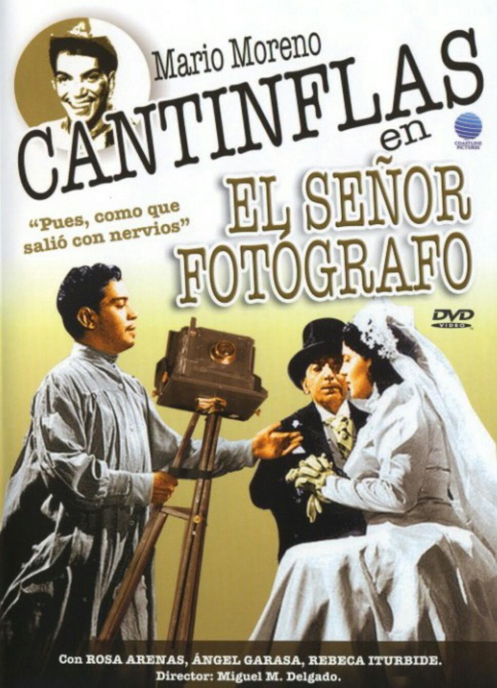 Cantinflas - Promociones Las Próvincias