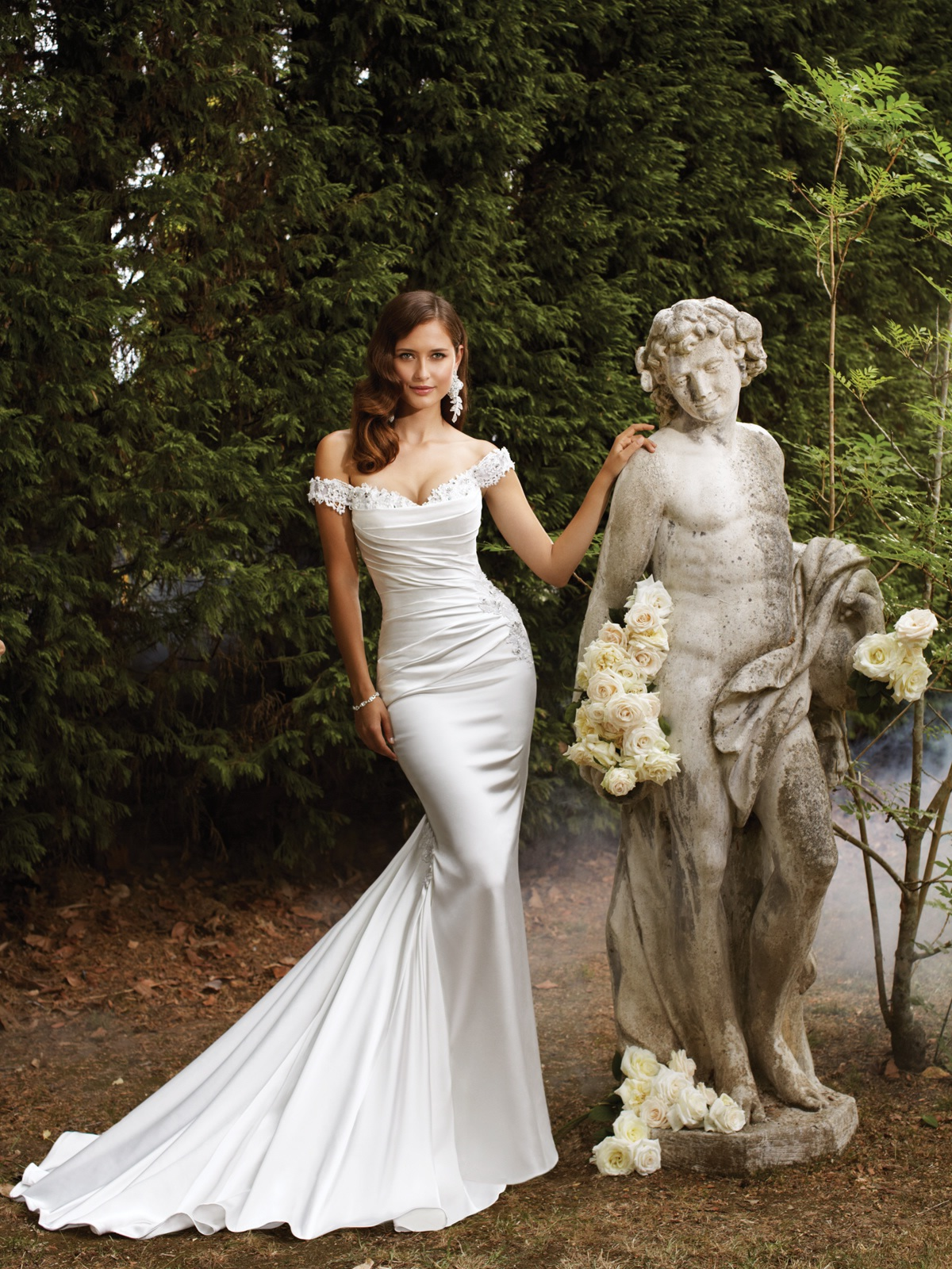 Sophia Tolli 2013 Bridal Fall Collection