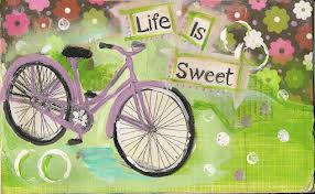Life is Sweet Bicycle