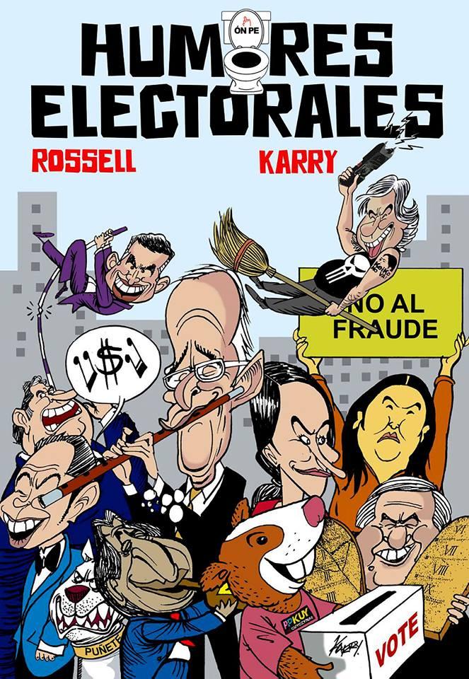 LIBRO DE HUMOR POLÍTICO