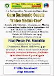 Gara NAZ. Coppie  Trofeo Medici-Cerè  Pol.va Nonantola-MO