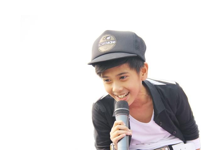 Profil dan foto Iqbaal Dhiafakhri Ramadhan (coboy junior)