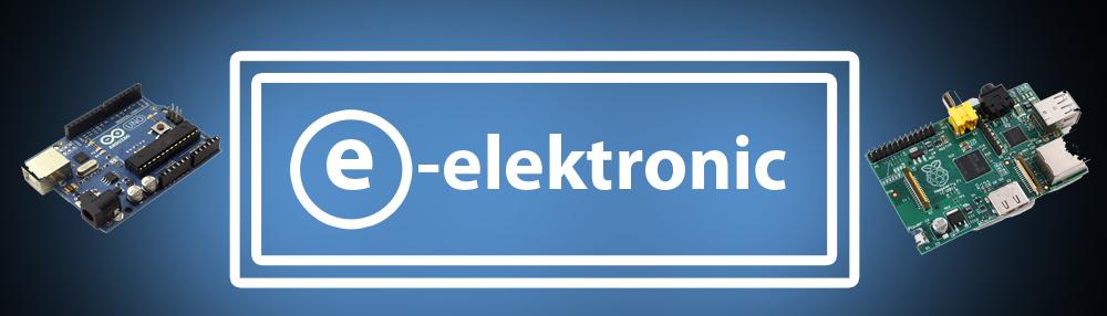 E-elektronic