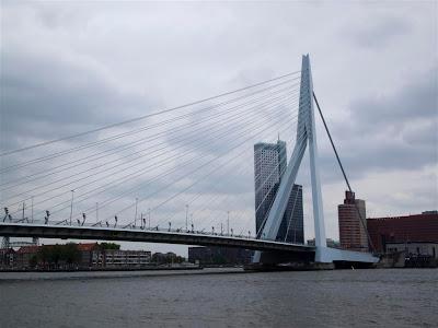Erasmusbrug - Puente de Erasmo de Rotterdam