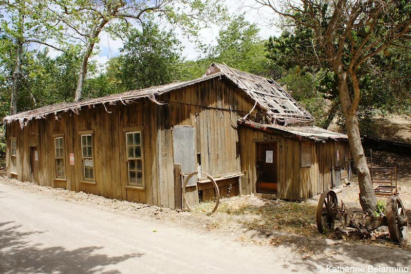Santa Catalina Island Stagecoach Stop