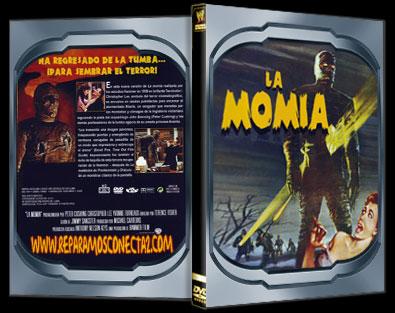 La Momia [1959] Descargar cine clasico