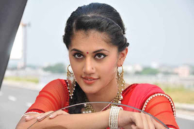 tapsee unseen in red sareepink dress actress pics