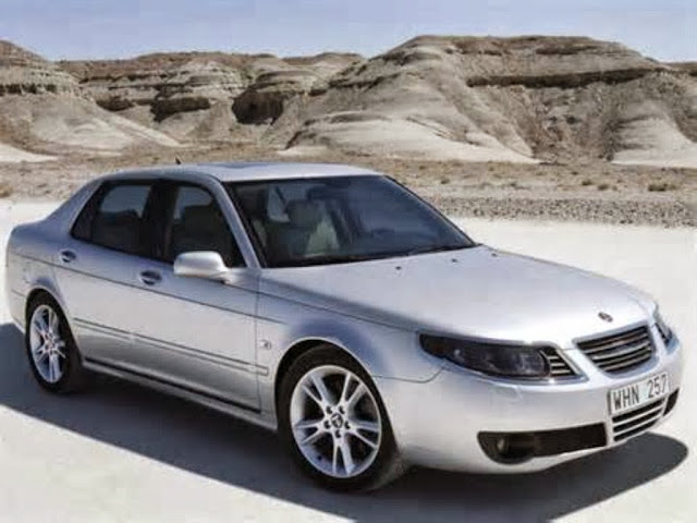Saab 9-5 Car Wallpaper