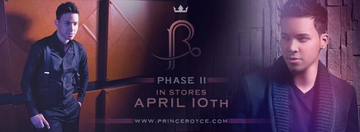 ¡...Prince Royce...!
