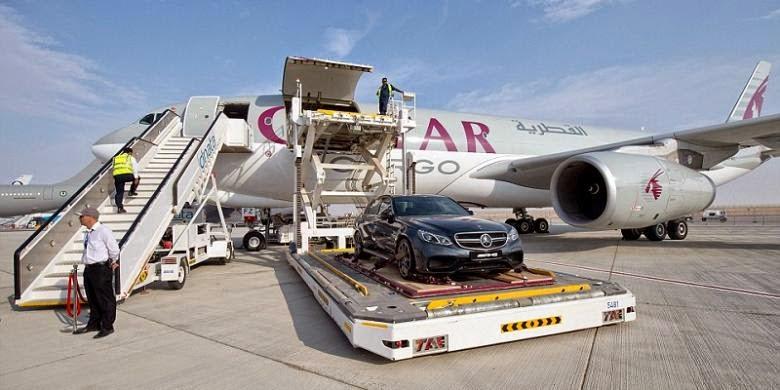 Cara Para Playboy Arab Terbangkan Supercar Mereka ke London