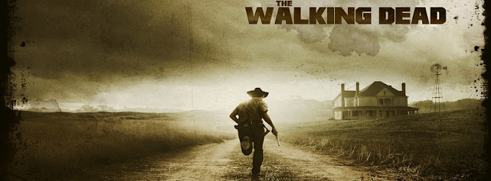 The Walking Dead, portada de facebook, biografia, timeline