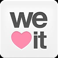 We Heart It Android - Aplikasi Berbagi Foto Terbaik