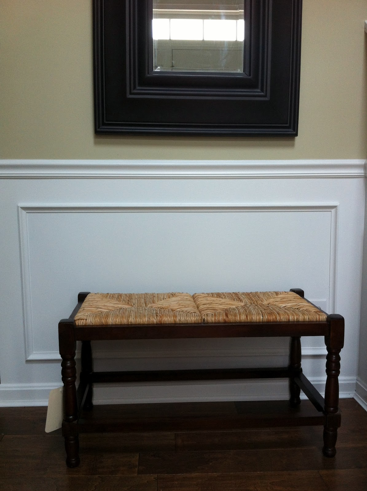 LoveYourRoom: QUICKLY Change That Rush Bench Seat! DIY Idea