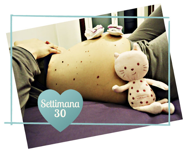 30 settimane di gravidanza