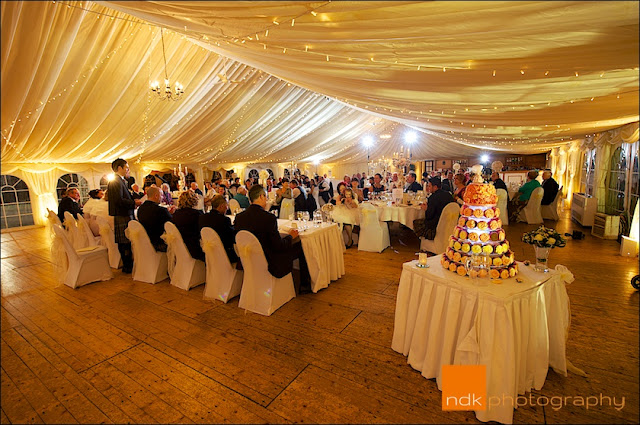 Meldrum House Hotel Wedding Photography