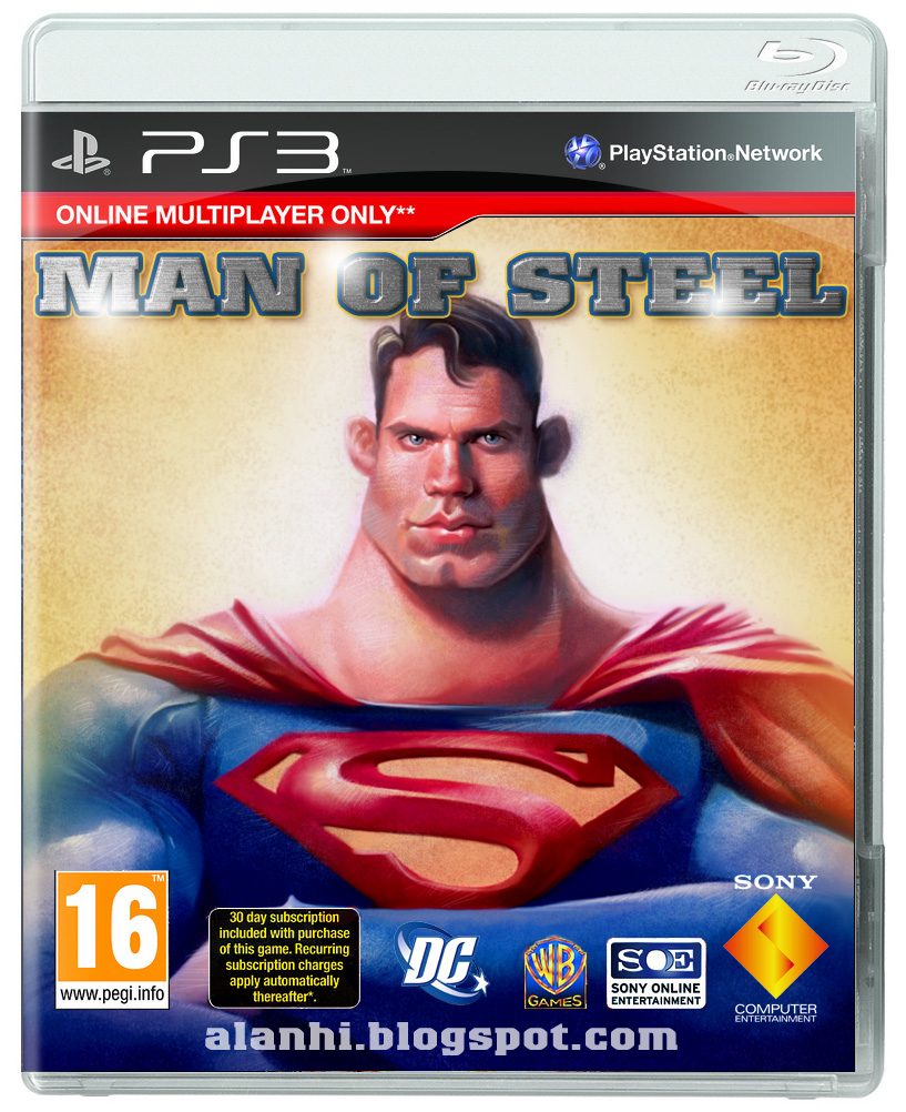 game super man