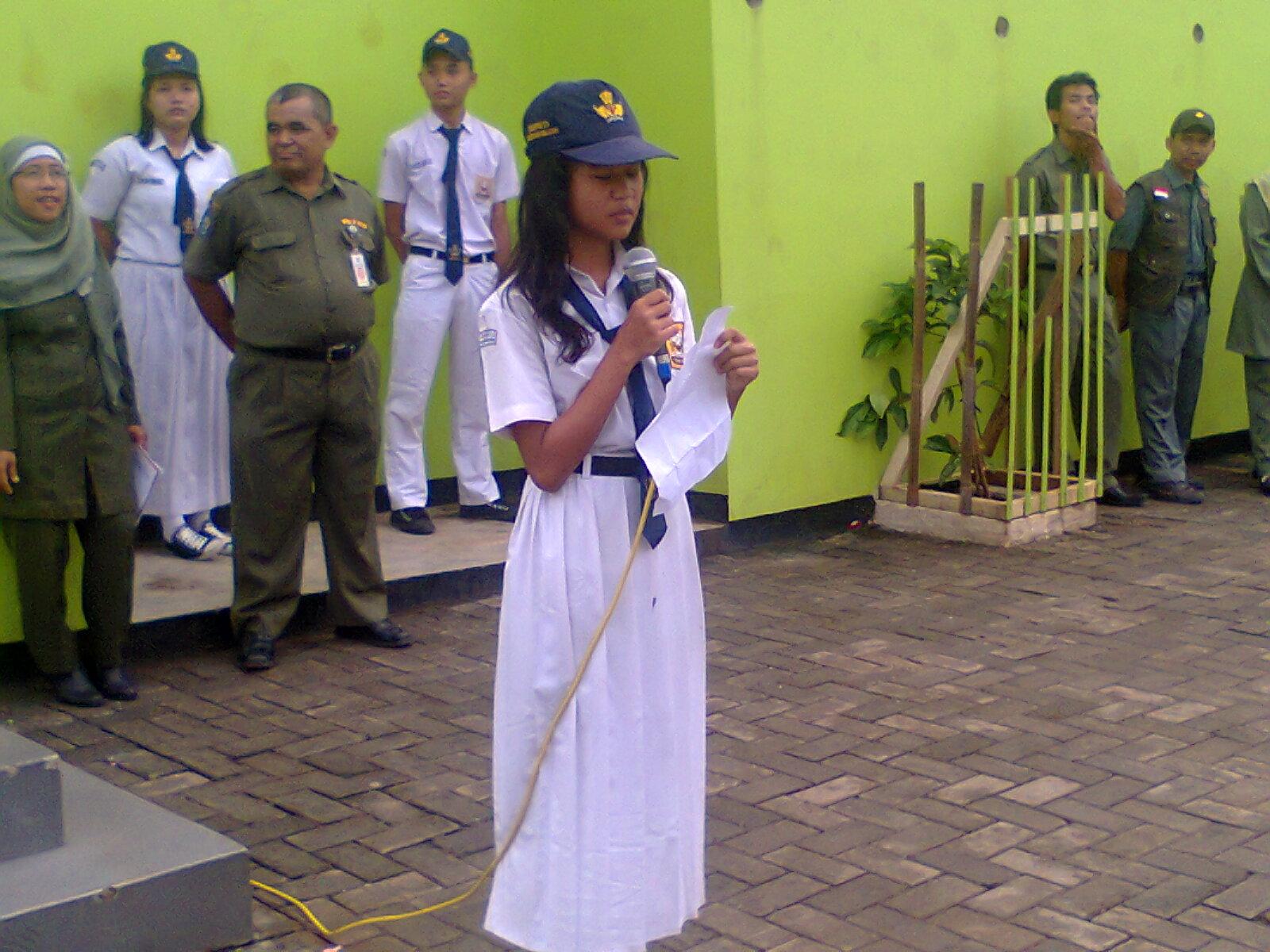 Visi Misi Calon Ketua dan Wakil Ketua OSIS SMPN 13 Tangsel