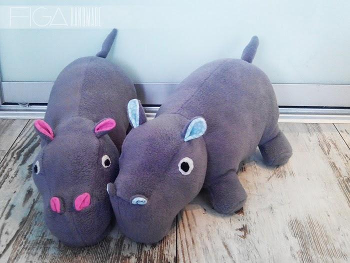 Hip hip… Hipopotam!