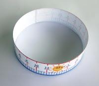 Elapsed Time Ruler printables