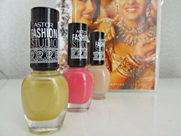 Astor Goes Bollywood - Fashion Studio India Collection