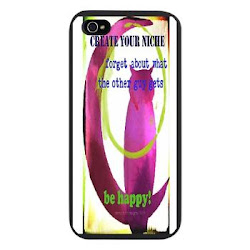Create Your Niche iPhone 5 Case