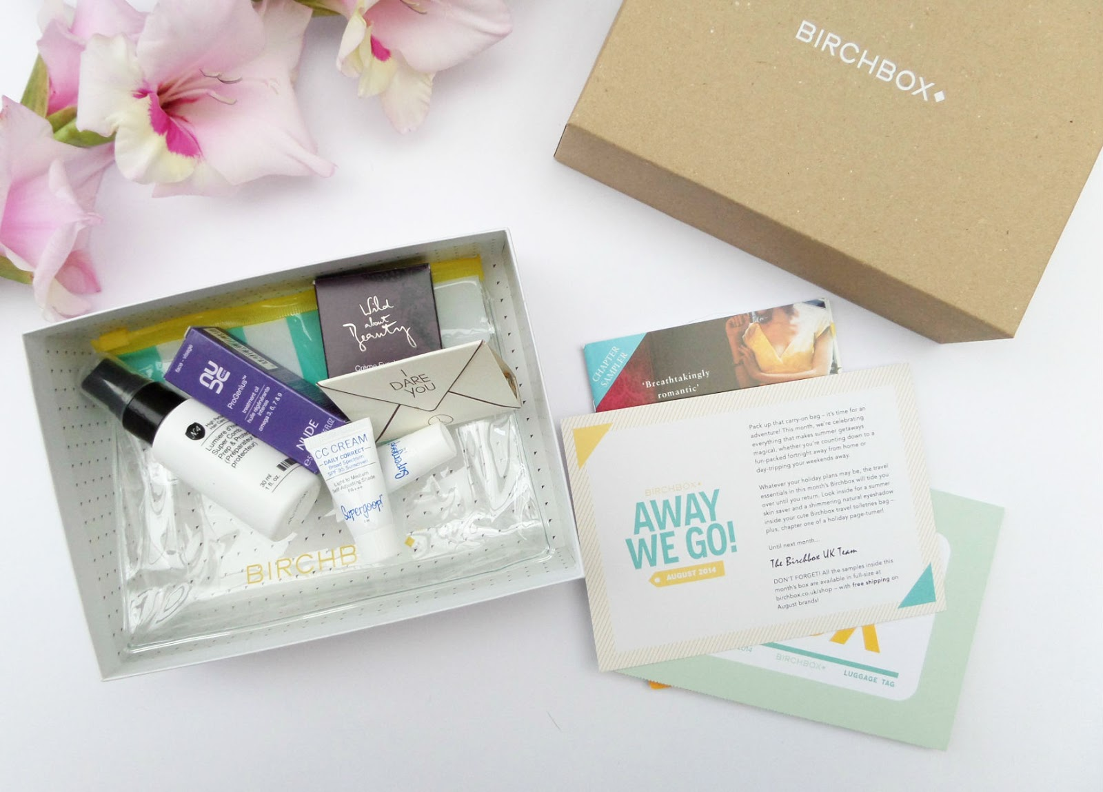 Inside Birchbox | August 2014