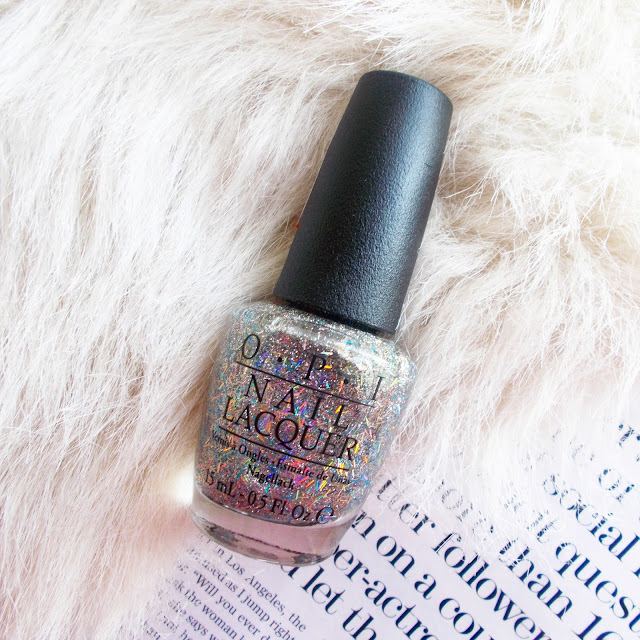 Weekly Reflect #56 // OPI Serious Sparkle!
