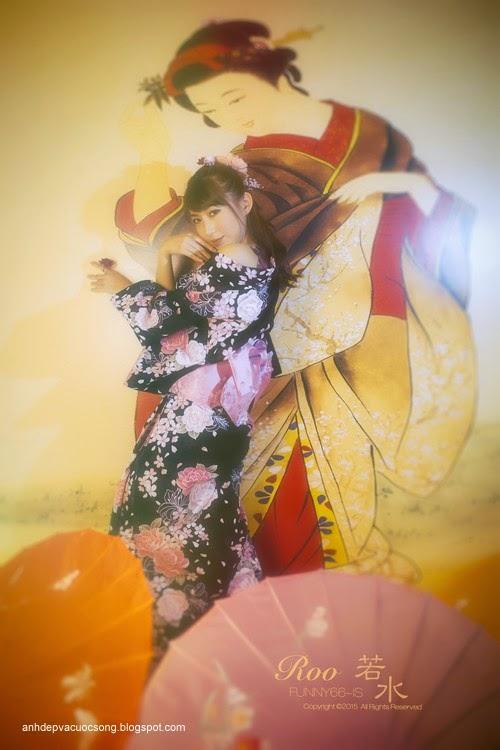 Nữ ca sĩ Nhật Bản xinh đẹp 2