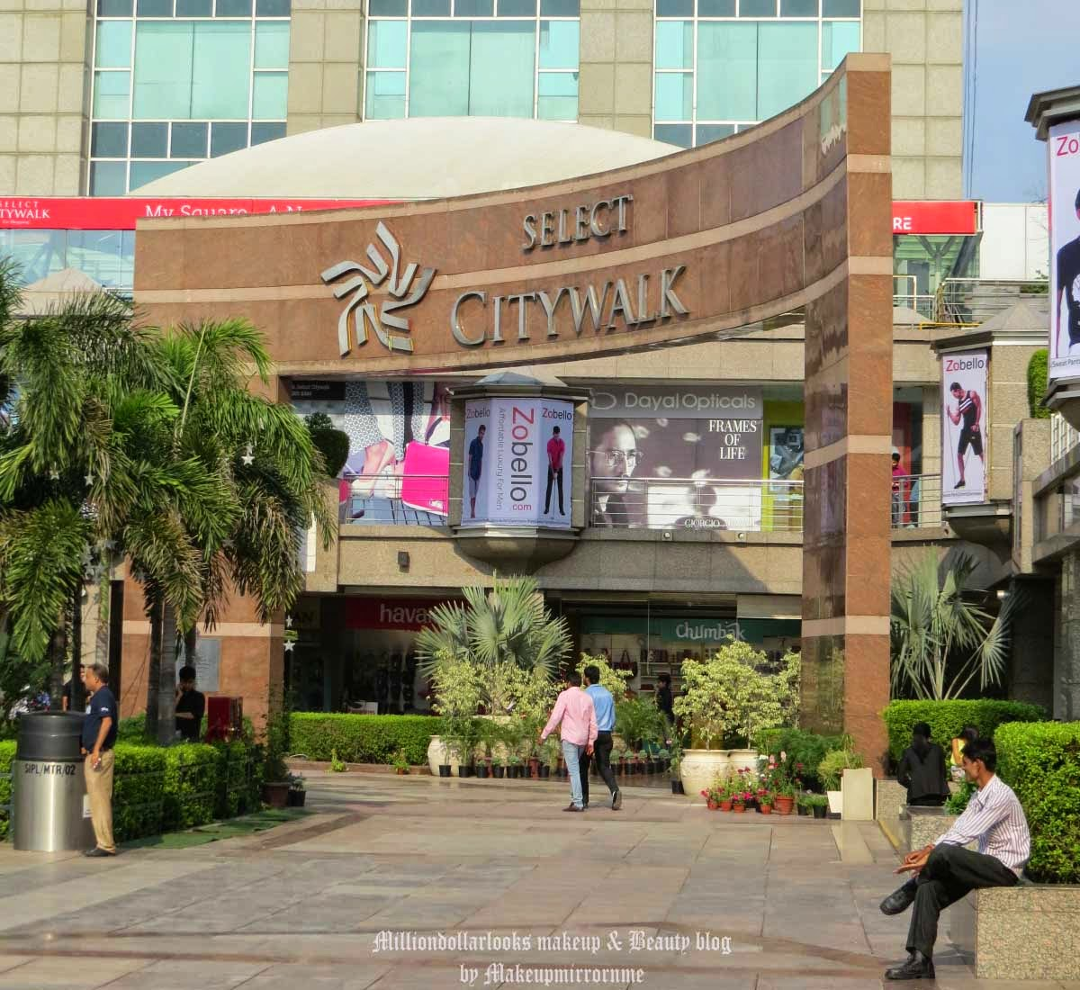 Select CITYWALK: Delhi's very own ultimate shopping destination, Best shopping destinations in India, a must visit places in Delhi, Finest shopping centre in Delhi, Where to buy high end fashion brands in Delhi, Select CITYWALK, Select CITYWALK review and experience, Best tourist destination for shopping in Delhi, indian makeup and beauty blog, indian beauty blogger, explore select citywalk with me, indian beauty blog